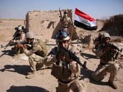 القوّات الأمنية العراقية تصل الى مركز مدينة هيت