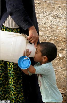 بحران آب در یاسوج
