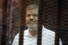 Mohamed Morsi dies