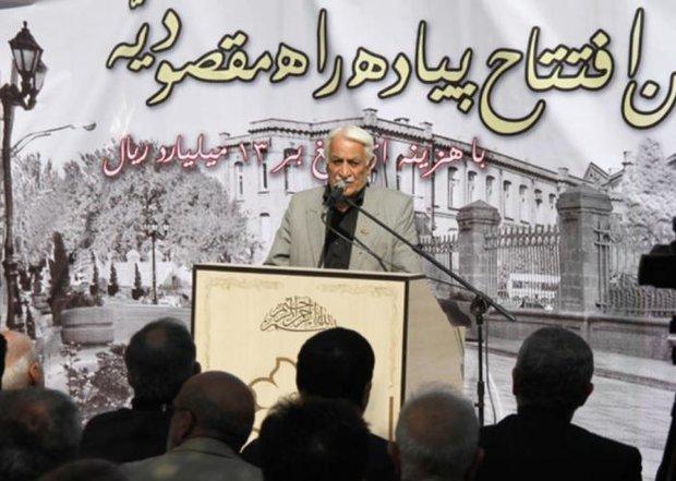 بهروز خاماچی عضو شورای شهر تبریز
