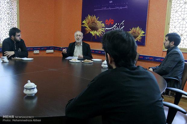 گفتگو با علیرضا مختارپور دبیر کل نهاد کتابخانه های عمومی کشور