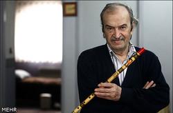 حسن ناهید هنرمند پیشکسوت موسیقی در بیمارستان بستری شد