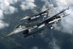 از سرگیری حملات هوایی ترکیه در شمال سوریه