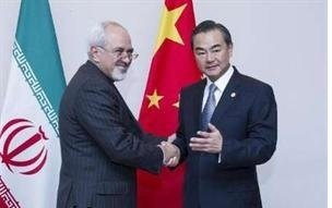China's FM says hopeful about JCPOA