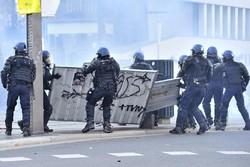 ازسرگیری اعتراضات علیه قانون جنجالی «امنیت جمعی» در فرانسه