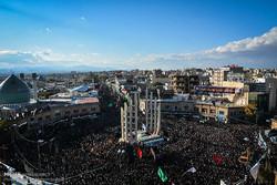 حسینیه اعظم زنجان در یوم العباس اقتدار اسلام را به نمایش می گذارد