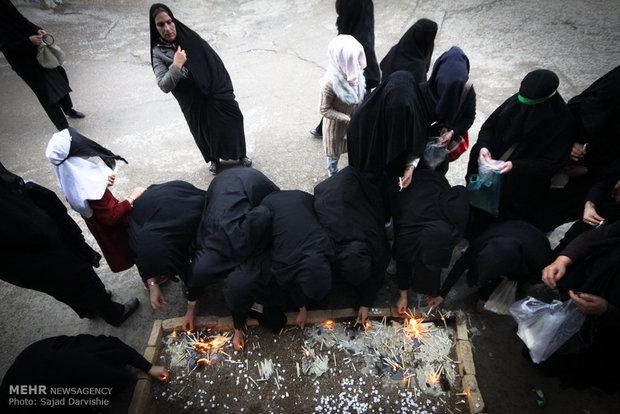 آئین سنتی مذهبی چهل منبران