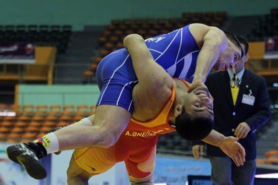 تهران و بابل میزبان کشتی قهرمانی کشور