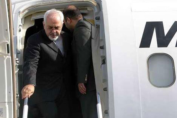 مذاکرات هسته ای, ظریف