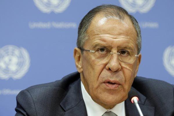 لافروف: مجموعة دعم سوريا لم تتطرق لعملية سعودية برية محتملة