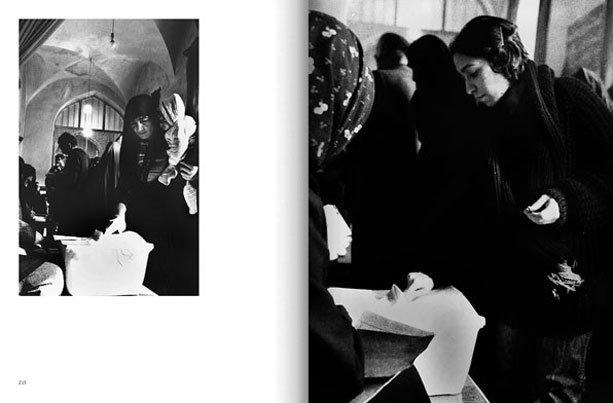 کتاب عکس انقلاب 57 اثر مریم زندی