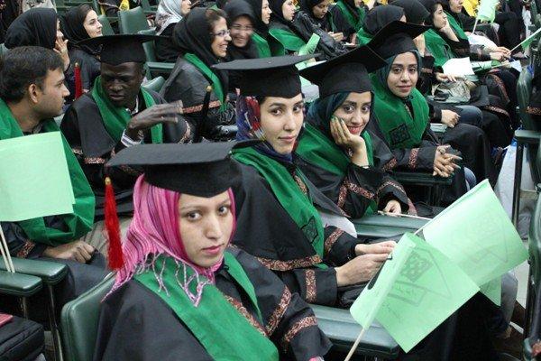 دانشجویان غیرایرانی