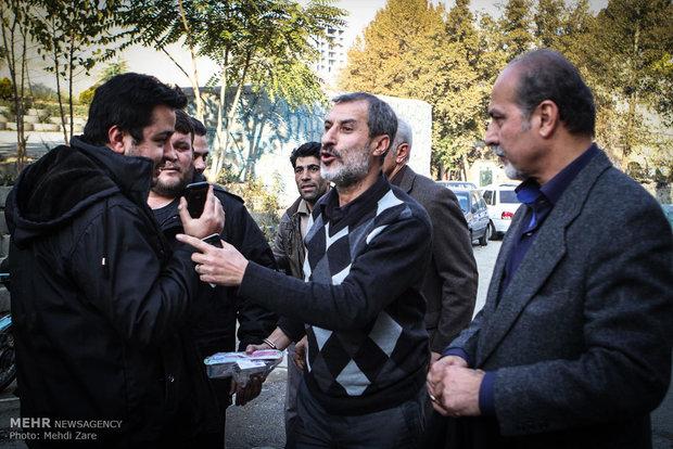 مایلی کهن در زندان اوین