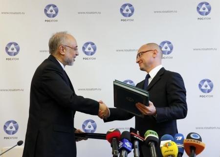 ایران و روسیه قرارداد دو نیروگاه اتمی جدید امضا کردند/ برنامه ساخت 5 نیروگاه اتمی در بوشهر
