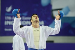 Mehdizadeh brings home 2nd gold medal