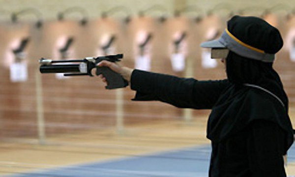 Sebghatollahi ranks 5th in Asian Shooting C'ships