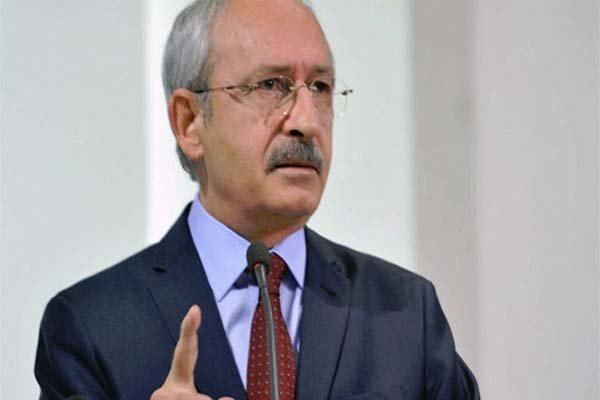 Turkish main opposition urges new constitution