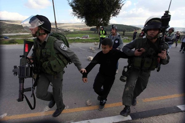 3,100 Palestinians arrested in occupied lands in May