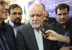 وزیر نفت بیژن نامدار زنگنه