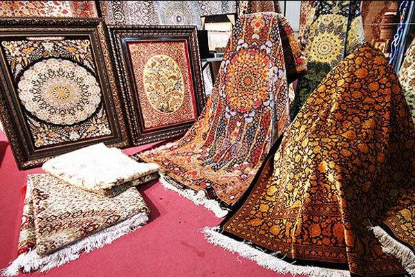 رشد صادرات فرش دستباف در سال ۹۳/تلاش برای رونق بیشتر صادرات