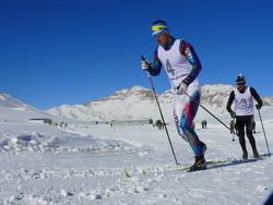 رقابتهای اسکی صحرانوردی هم لغو شد/ استقبال تنها ۴ نفر از مسابقات!