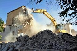 یک خانه قاجاری در کازرون خراب شد/ تاریخ از چهره شهر رخت می بندد