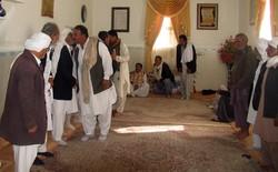 سه تیره دارای اختلاف در سیستان و بلوچستان با یکدیگر صلح کردند