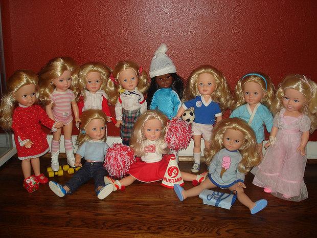عروسک عای تامی
