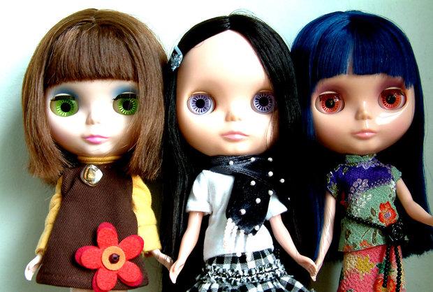 عروسک های بلایث