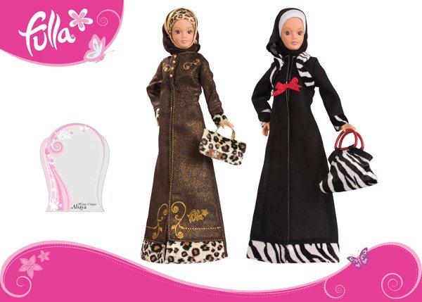 عروسک های فولا