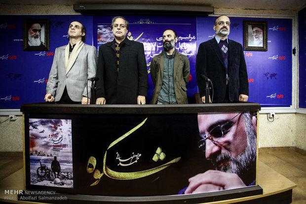 رونمایی از آلبوم جدید محمد اصفهانی در خبرگزاری مهر