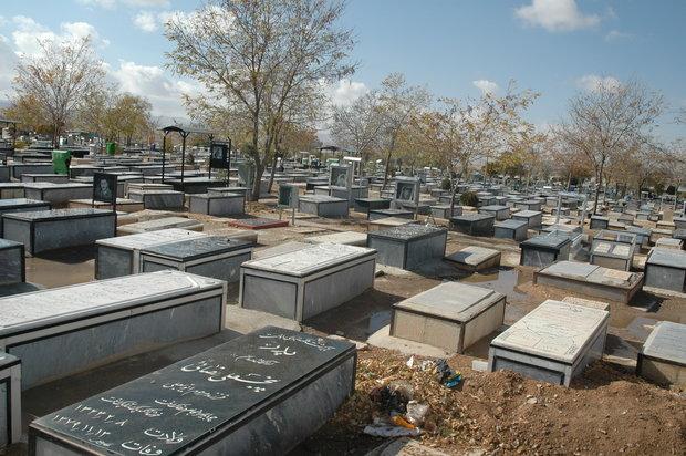 آرامستانهایی که در بافت متراکم شهر زنجان عامل ناآرامی شده اند