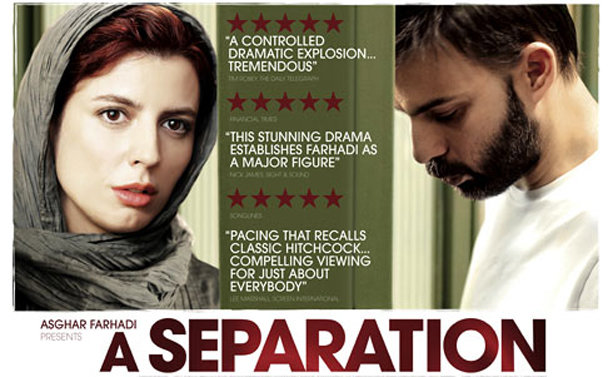 Farhadi's 'A Separation' tops 'The Irishman' on Rolling Stone's 50 Best Movies of the 2010s