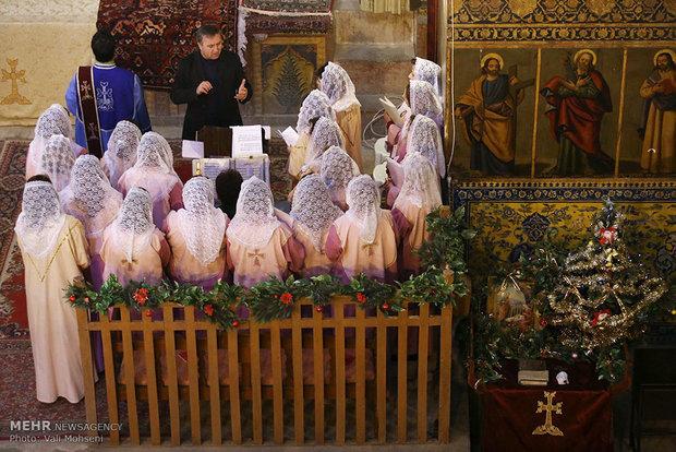 مراسم تعمید حضرت مسیح(ع)