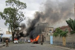 انفجار یمن