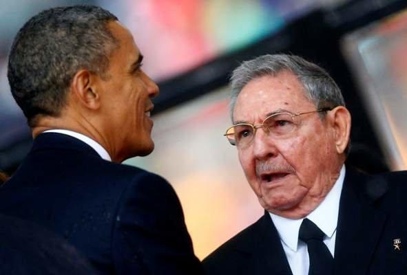 اولین سفر یک رئیس جمهور آمریکا به کوبا بعد از ۸۸ سال