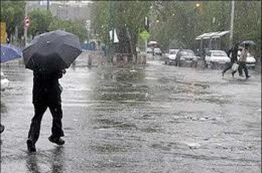 وضعیت جوی کشور در روزهای آینده/بارش ها شدت می گیرد