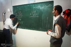 ۱۲۰ پناهنده خارجی در آران و بیدگل آموزش های سوادآموزی دیدند