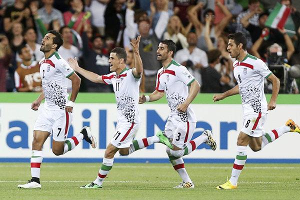 دیدار تیم ملی ایران و بحرین