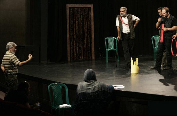 تئاترهای حسین پاکدل