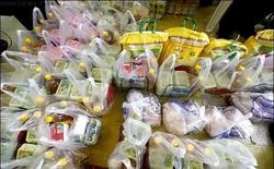 ۵۰۰ کودک ایرانشهری مبتلا به سوء تغذیه سبد غذایی رایگان دریافت کردند