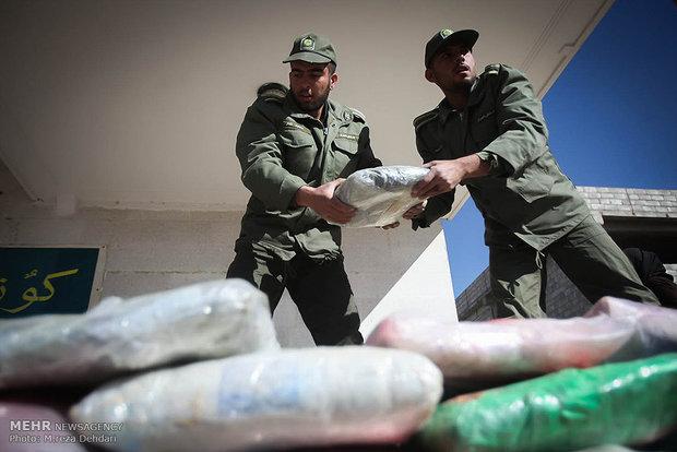 کشف مواد مخدر در فارس