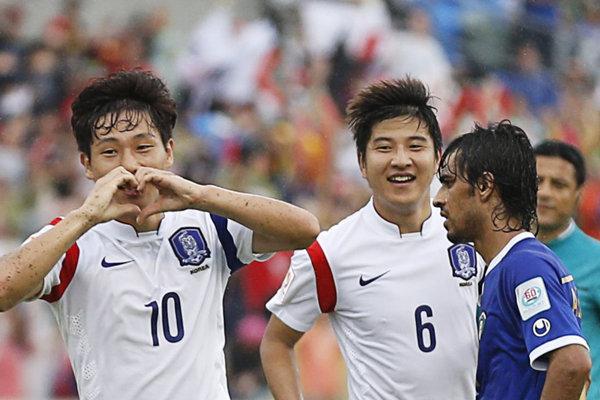 بازی کره جنوبی و کویت