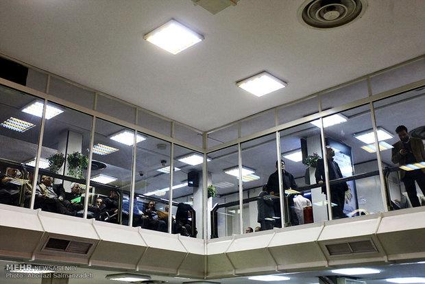 ارزش معاملات بورس تهران به ۱۱۱۳۹ میلیارد ریال رسید