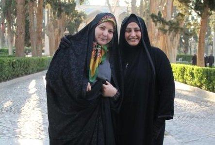 زنان تونسي با چادرهاي ايراني - خبرگزاری مهر | اخبار ایران ...