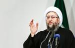 آملی لاریجانی رئیس قوه قضاییه