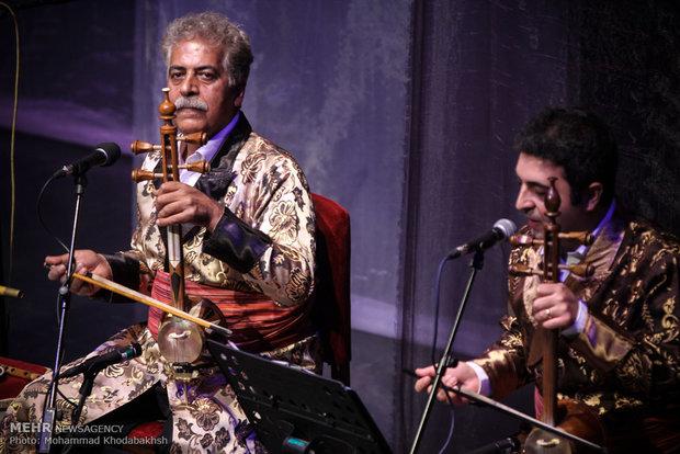 İranlı müzisyen Tahran'da hayranlarıyla buluşacak