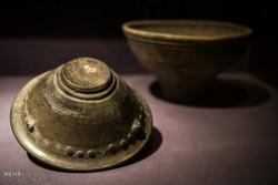 ۸۳۲ قلم شی تاریخی در گرگان کشف شد