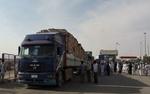 مرز میلک بسته شد/ اعتصاب مجدد رانندگان افغانستانی