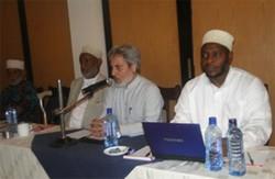 همایش «افراطگرایی از دیدگاه استادان» در كنيا برگزار شد